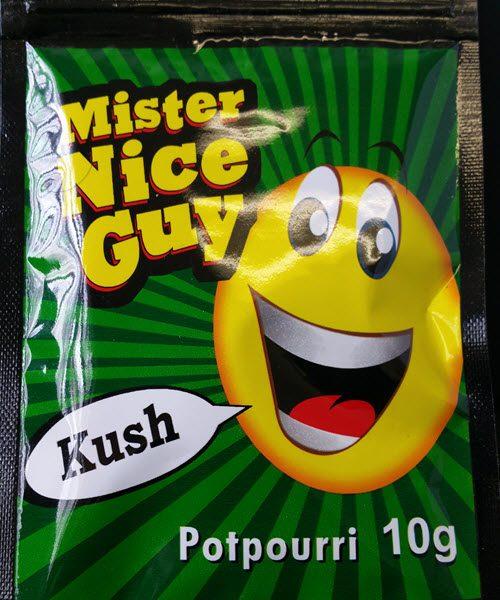 Mister Nice Guy Kush (10g)