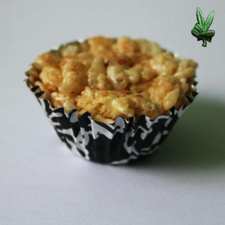 10 Cannabis Chocolate Crispy Bites