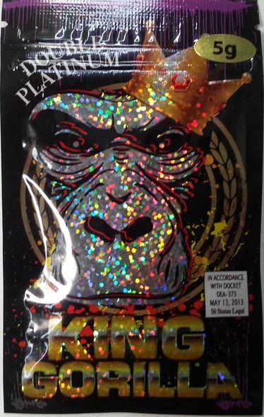 King Gorilla Herbal Incense (5g)