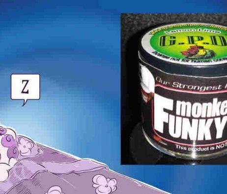 Funky Monkey 20x Jar (2g)
