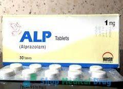 ALP (Alprazolam) 1mg