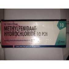 Concerta (Methylphenidate) 10mg