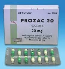 Prozac (Fluoxetine) 20mg